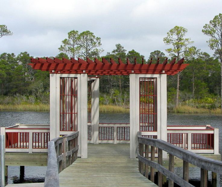 Nature Bridges Is A Leader In The Construction Of Wooden Outdoor Gazebos,  Kiosks And Shade Structures.