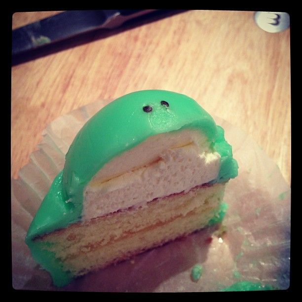 Balfours frog cake • Adelaide icon • south Australia