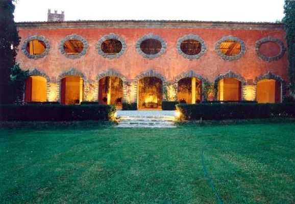 The Limonaia at Villa Grabau