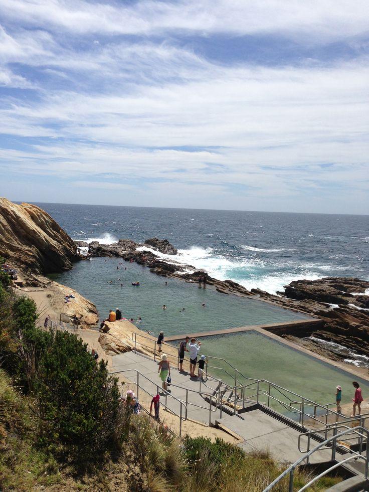 Blue Pool - Bermagui (NSW)