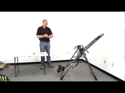 How To Assemble A Teeter Hang Ups EP-560 Inversion Table /13 minute assembly