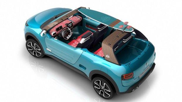 #Citroen #Concept #Car #CactusM #IAA #IAA2015 #Auto #Lifestyle #Sport #Surfing