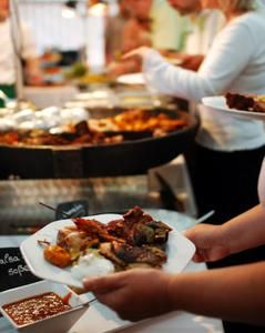 Creative Dinner Buffet Menu Ideas