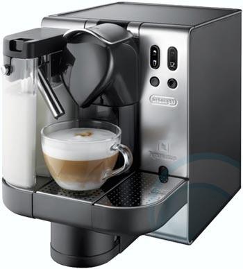 delonghi lattissima nespresso capsule machine wish list