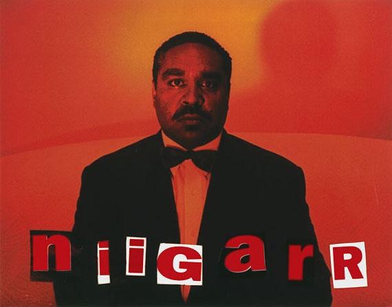 Michael Riley, They call me niigarr, Photography - Stills Gallery, Sydney, Australia