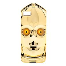 Star Wars C-3PO Light-Up Mobile Phone Clip Case: