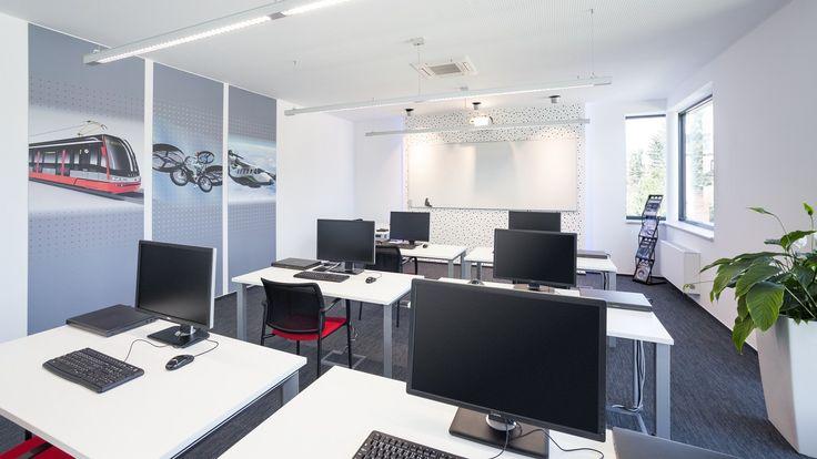 Moderní sídlo firmy pro IT společnost www.navlacil.cz