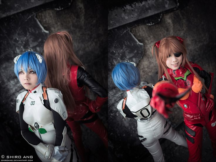 Evangelion: 3.0 - 20 by *shiroang on deviantART