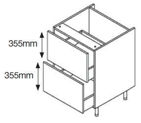 2 drawer pan drawer base unit   kitchen   pinterest   kitchens uk uk cabinet and drawers 2 drawer pan drawer base unit   kitchen   pinterest   kitchens uk      rh   pinterest com