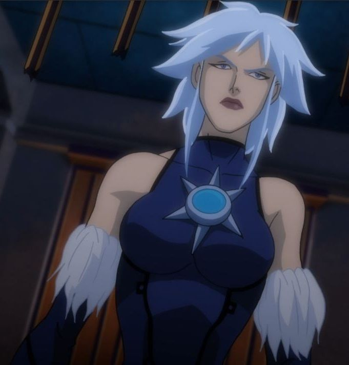 Killer Frost Voice - DC Universe franchise | Behind The ... |Young Justice Killer Frost