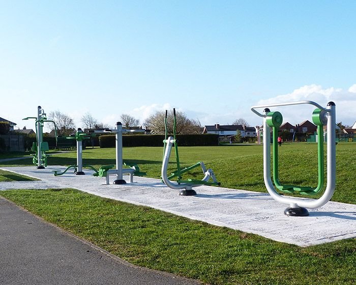 Best ideas about outdoor fitness equipment on pinterest