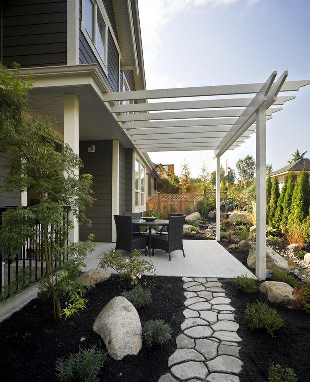 Beautiful Gorgeous Modern Garden Concept Idea With Bright: Best 25+ Zero Scape Ideas Only On Pinterest