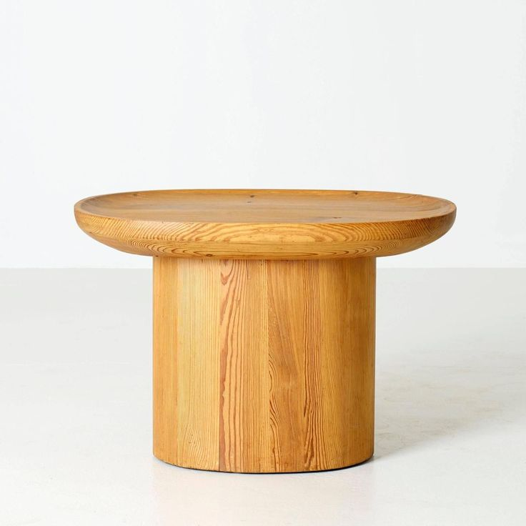 "Axel Einar Hjorth, ""Utö"" Coffee Table, Sweden, 1932 