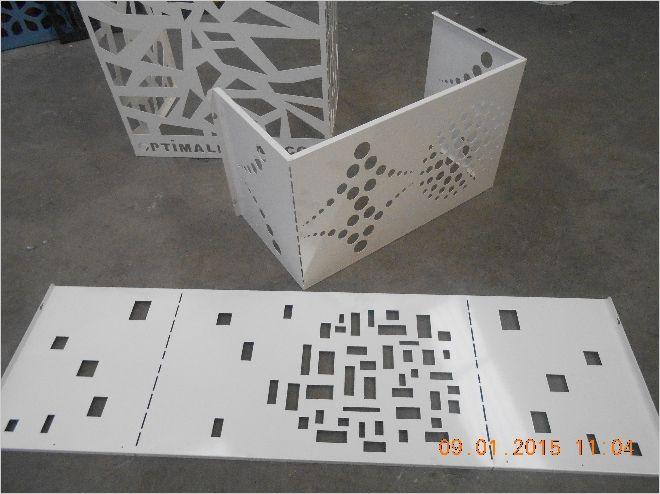 dekoratif klima gizleme paneli