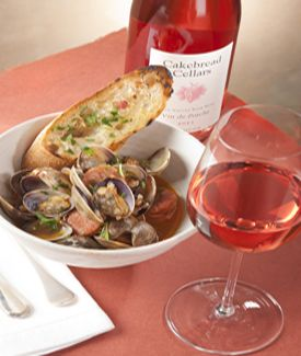 ... sausage and with manila clams linguine with clams and manila clam and
