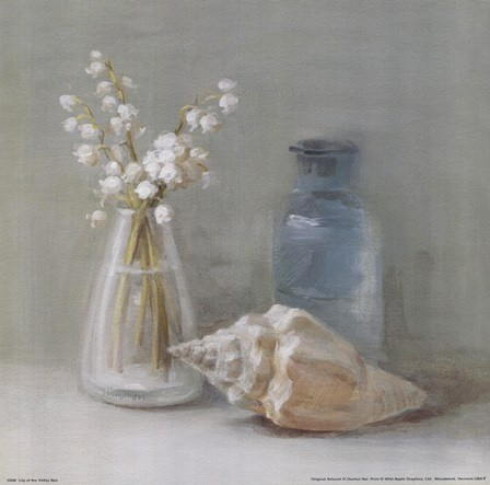 Lily of the Valley Spa Fine-Art Print by Danhui Nai at FulcrumGallery.com