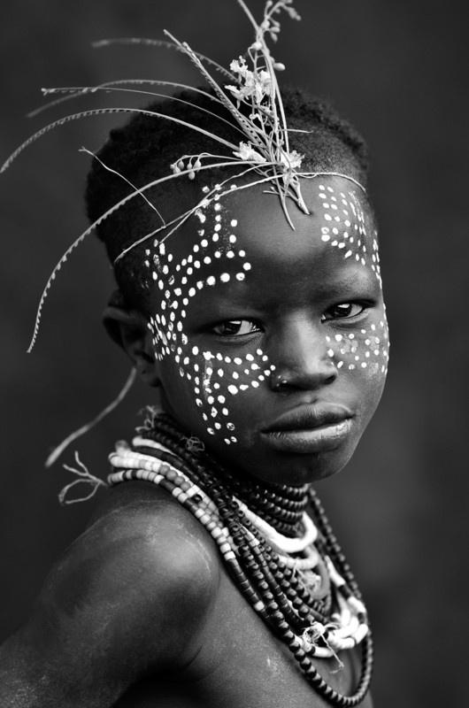 Africa | Faces of Africa, Ethiopia 2011 © Mario Marino