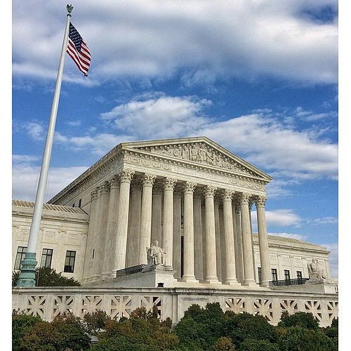 https://flic.kr/p/V19qPx | Supreme Court Building