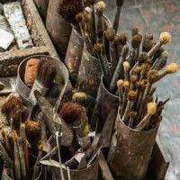 Descubre los 4 errores que arruinan nuestros valiosos pinceles para oleo.  http://comopintarcuadrosconoleo.com/4-errores-arruinan-pinceles-para-oleo
