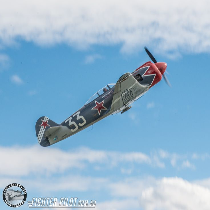 Fighter Pilot Yak-3 Steadfast. Photography by Mark Greenmantle Photography.