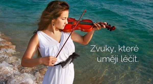 Rychlá hudební pomoc. Zvuky, které umějí léčit. | ProKondici.cz
