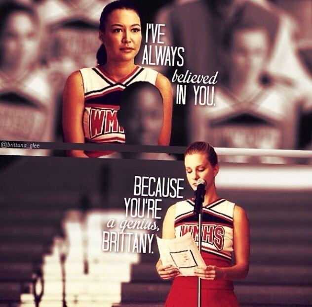 Glee Santana britney