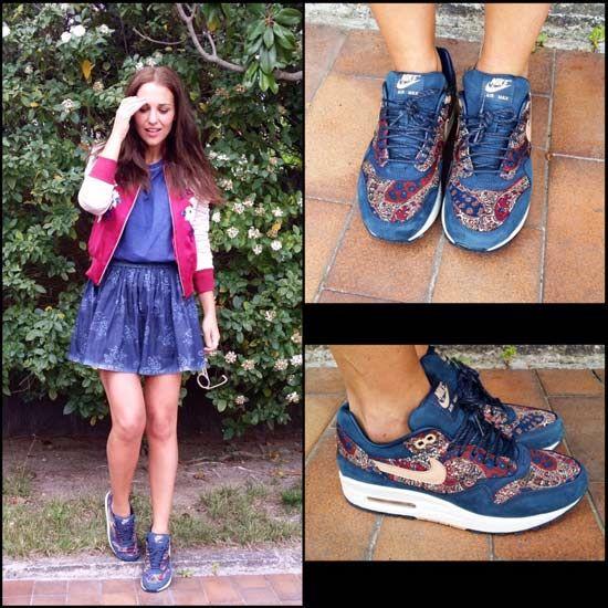 Tras la pista de Paula Echevarría » Como niña con zapatos nuevos