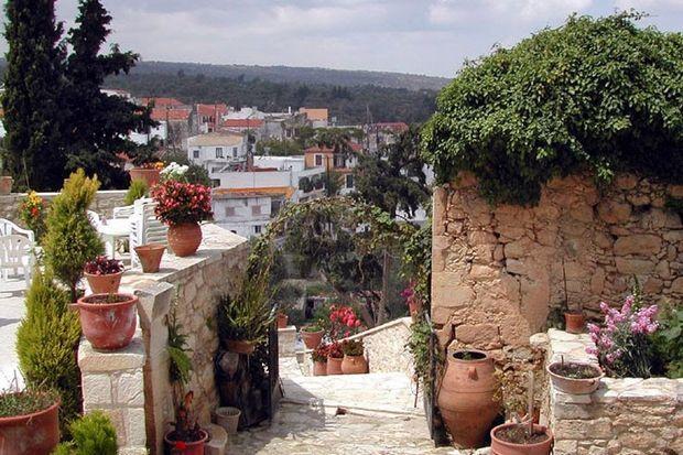 myKriti.gr - 13 υπέροχα χωριά της Κρήτης