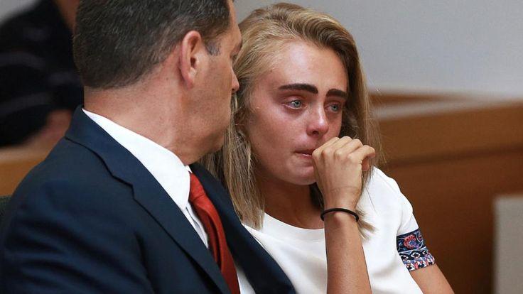 Michelle Carter (20) verurteilt | 15 Monate – weil sie ihren Freund in den Tod trieb