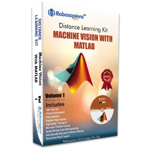 This Program mainly focuses on the Individuals eager to learn machine vision with matlab from Basic through Distance Education. They will get the chance to expand their knowledge in the field of Designing, Operation, and Application of machine vision with matlab with real time hand on practical experience.The duration of this module is 7 days. After completion of the Learning Section the Individual have to give examination on any