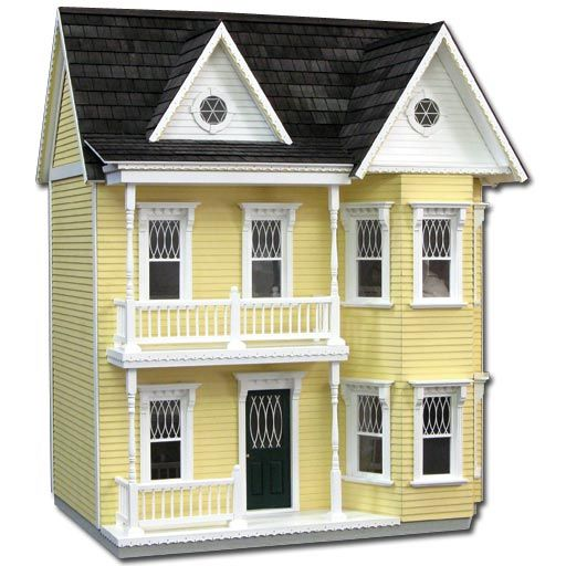 31 Best Dollhouse Brick And Wood Siding Images On