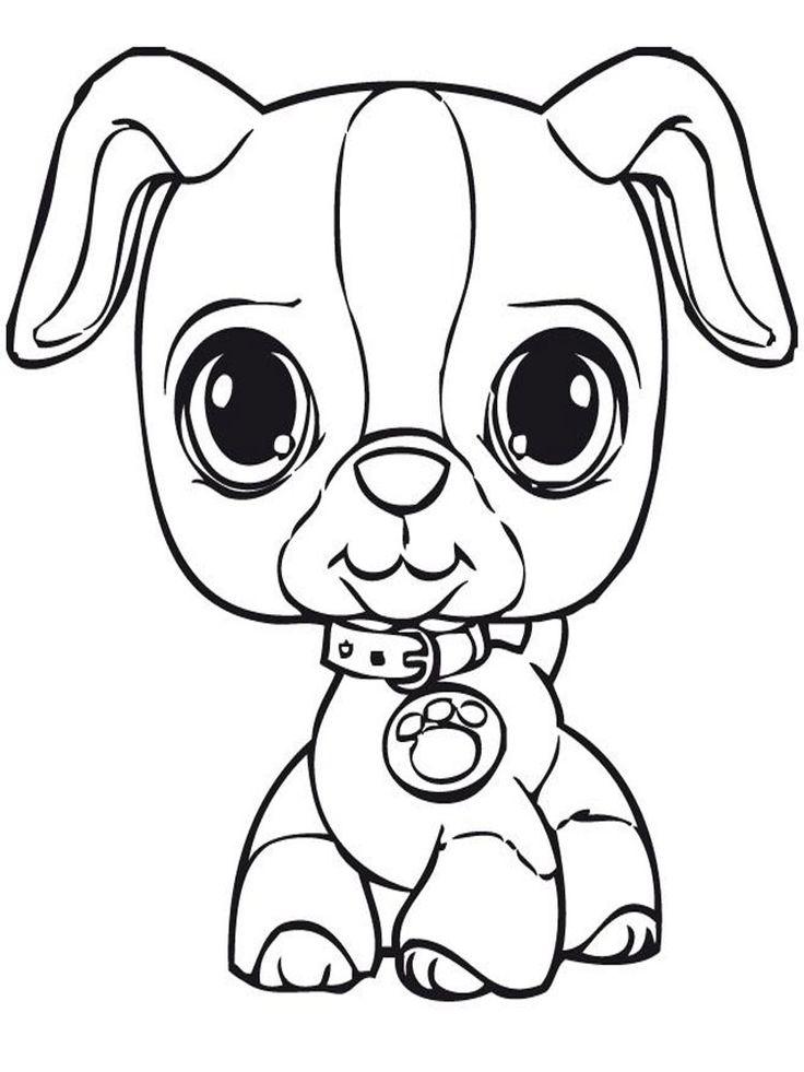 20 best Littlest Pet Shop Coloring Pages images on