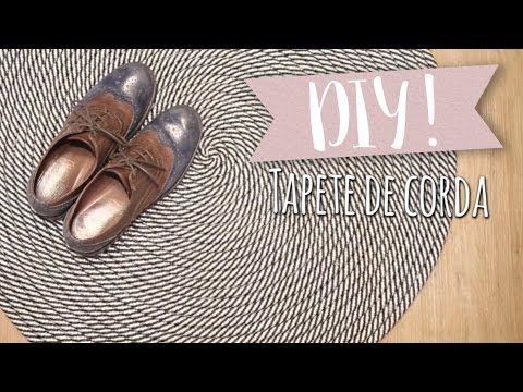 DIY: Como fazer um tapete de corda | WESTWING - YouTube