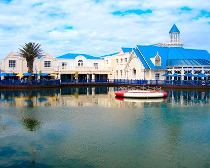 The Boardwalk Entertainment and shopping centre, Port Elizabeth, South Africa