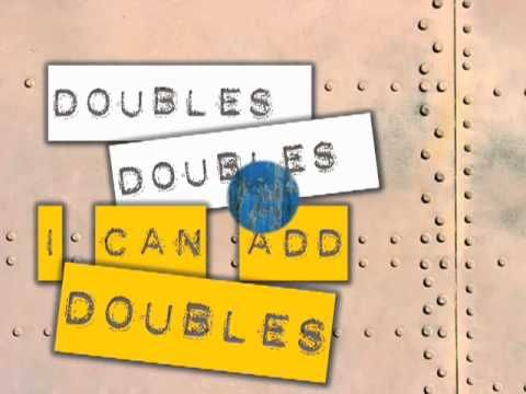 I can add doubles rap 6-10
