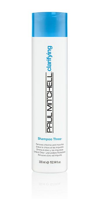 Great clarifying shampoo! Removes impurities from your hair that allow conditioners to work their magic.