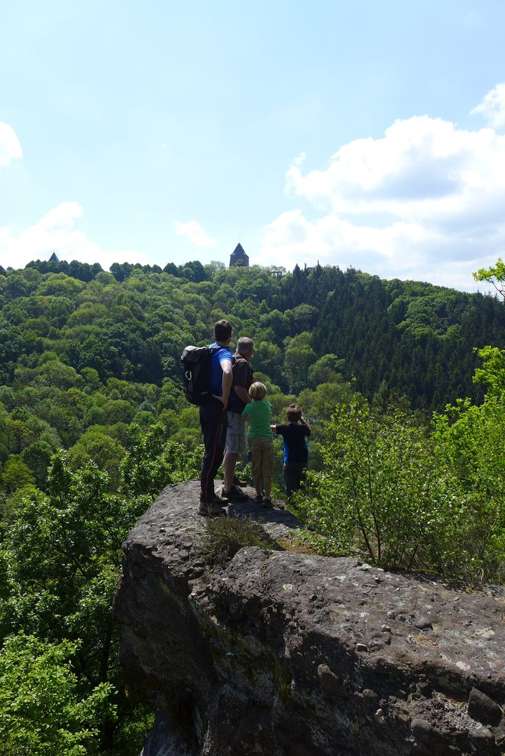 Nideggen, Eifel, Germany