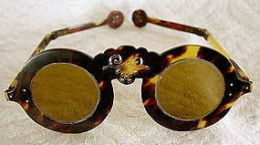 antique chinese glasses