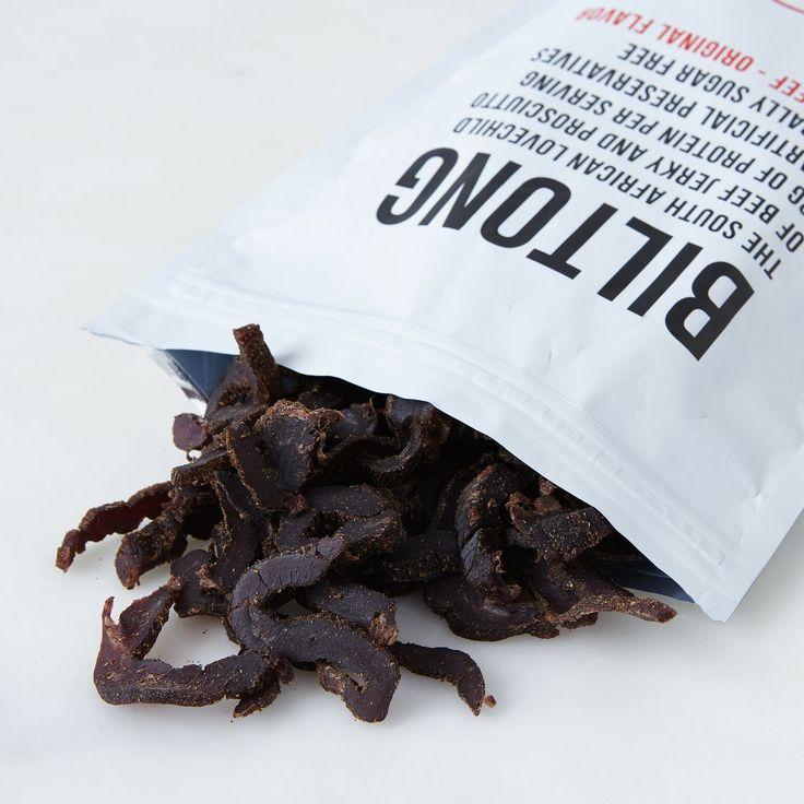 Brooklyn Biltong Grass-Fed Beef Jerky (16-ounce Bag)