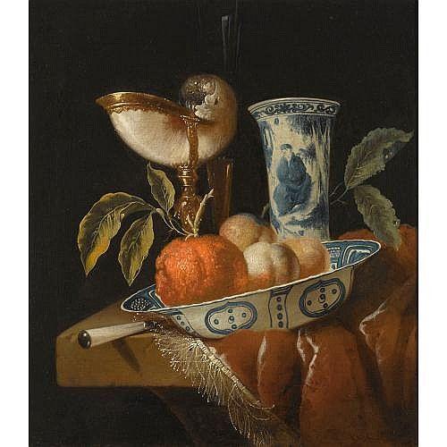 Juriaen Van Streeck - 1632-1687 -