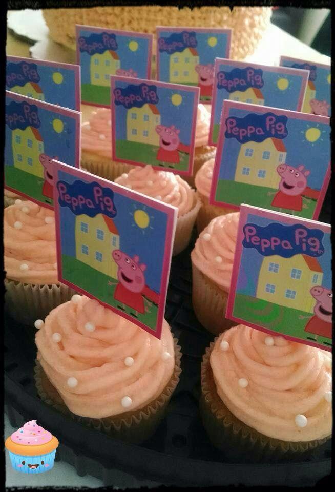 Cupcakes de vainilla de breicka