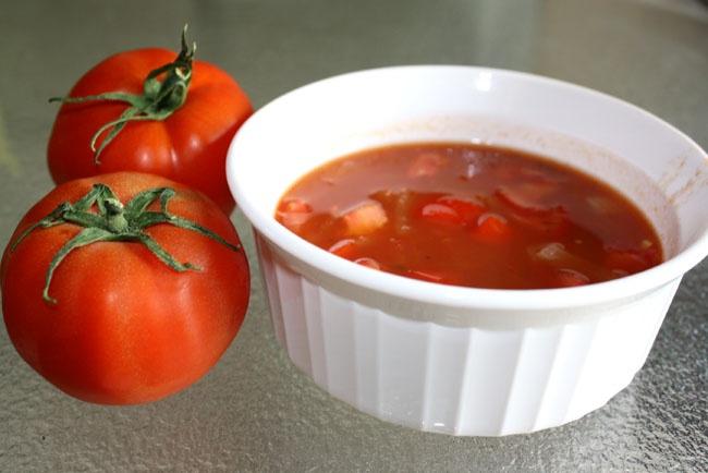 Tomato Soup Recipe-- simple and delicious.: Tomato Soup Recipes, Tomatoes Soups Recipes