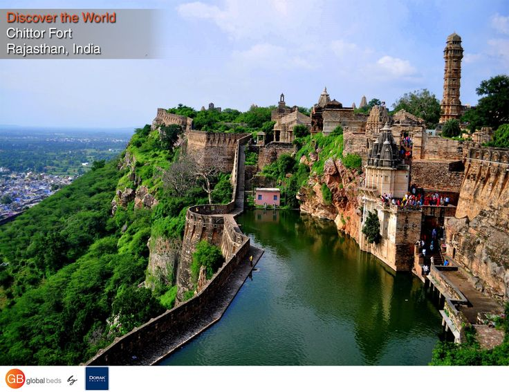 Chittorgarh Fort is the biggest Indian fort in terms of area, and is often stated to be the most impressive fort in the Indian state Rajasthan. It symbolises the virtues of courage, nobility, sacrifice and chivalry, of the prominent fort controllers, the Rajputs.  #onlinebookingsystem #FIT #ChittorFort #Rajasthan #india #discovertheworld #instadaily #todayspost #view #viewoftheday #views #picoftheday #DorakHolding #GB #GlobalBeds