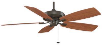 Fanimation Edgewood® 60-Inch x 14.5 Inch Ceiling Fan in Oil-Rubbed Bronze