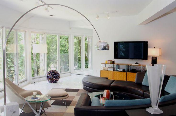Rooms Featuring Modern Sectional Sofas www.bocadolobo.com #bocadolobo #luxuryfurniture #interiodesign #designideas
