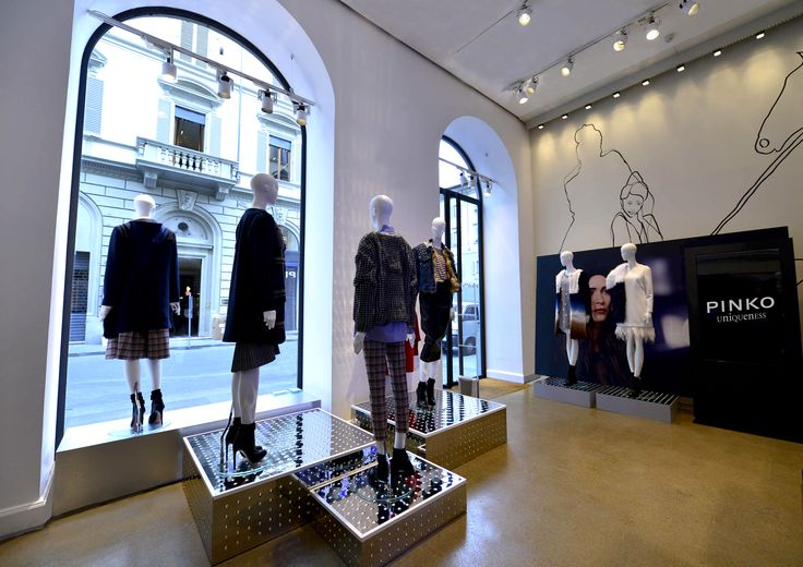 PINKO Hybrid Shop Firenze via ROMA, 26/28