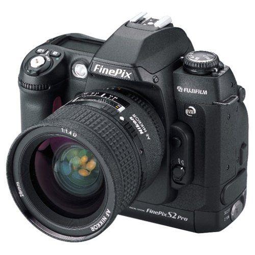 Angebote für Fuji FinePix S2 Pro Digitalkamera (617 Megapixel) (nur Gehäuse) Billig