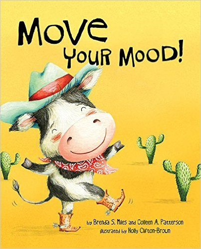 Move Your Mood! by Brenda Miles and Colleen Patterson     AU$28.95 NZ$29.52