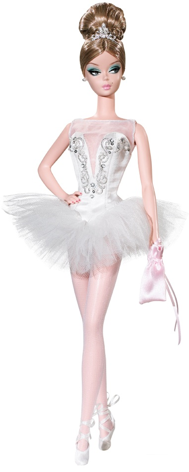 Prima Ballerina (2009) Silkstone Barbie