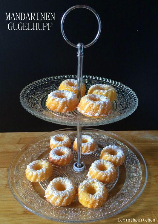Mandarinen-Mini – Gugelhupf #ichbacksmir #Gugl